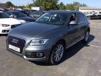 Audi Q5 2.0 TDI Avus