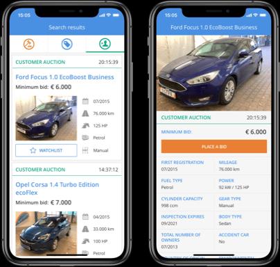 auto1 app